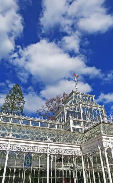 mini crystal palace by EssexBienen