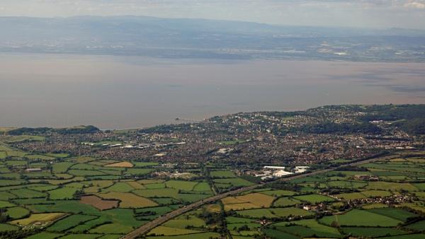 Clevedon, North Somerset by jon gopsill