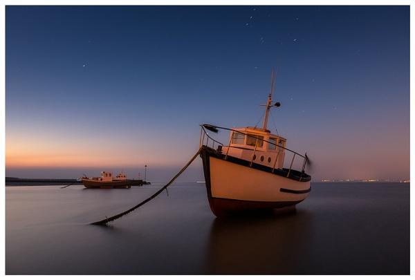 Falling tide... by Greyheron