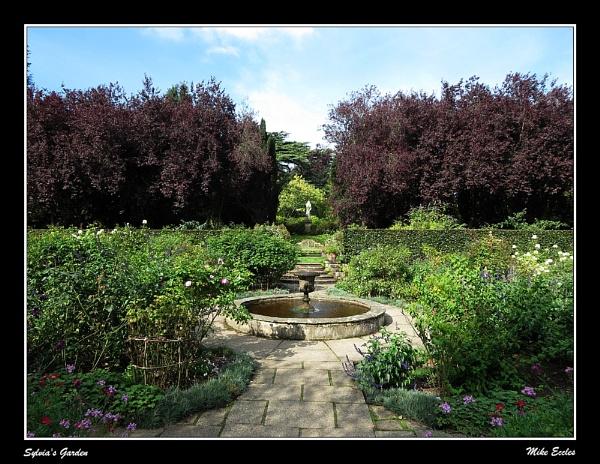 Sylvia\'s Garden by oldgreyheron