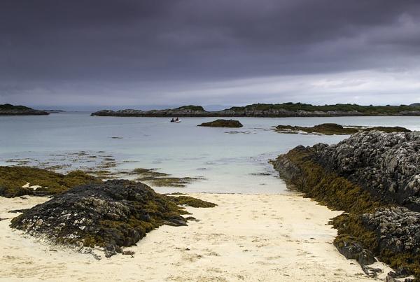 Traigh Beach by Irishkate