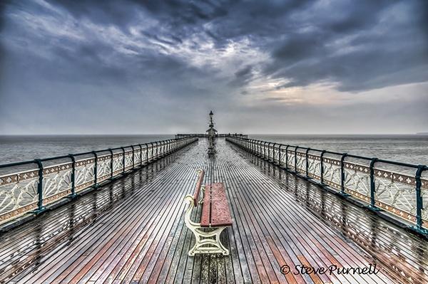Penarth Pier by silversnapper1