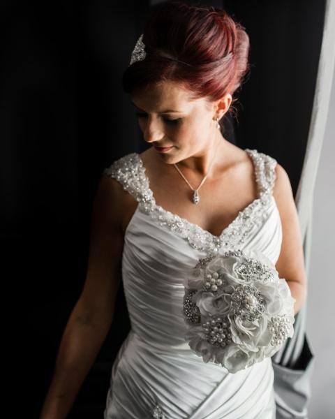 Pondering Bride by Cagey75