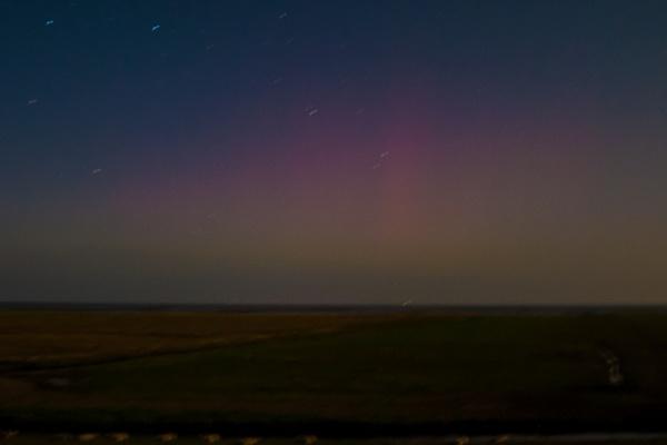 Northern light netherlands by burd