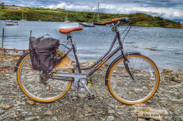 The Bike by scruffytrafford