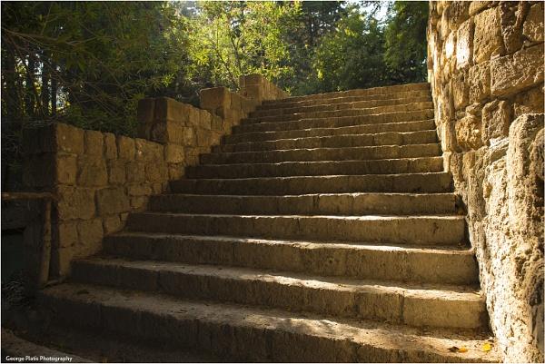 Stairway by GeorgePlatis