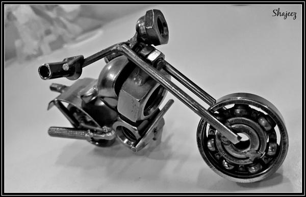 \'Scrappy\' Chopper  :-) by Shaji84