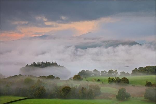 Mist Oportunity by MrBlueSky