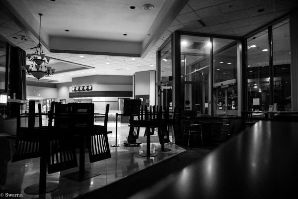 After Dark... by Swarnadip