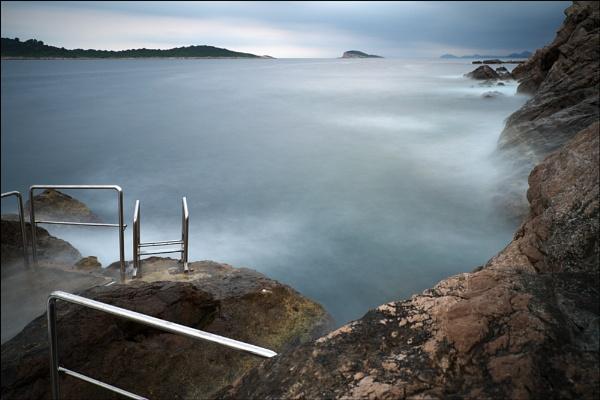 swim to islands - steps 1 by Jon.H