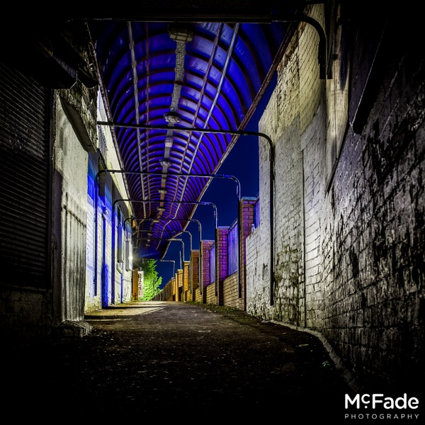 Back Passage by ade_mcfade