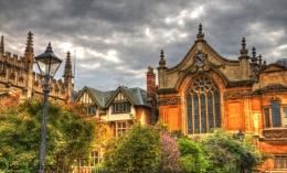 Radcliffe Square in Oxford