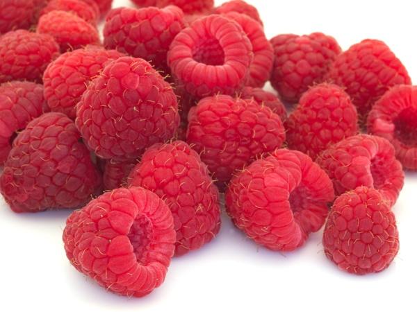 Raspberries by victorburnside