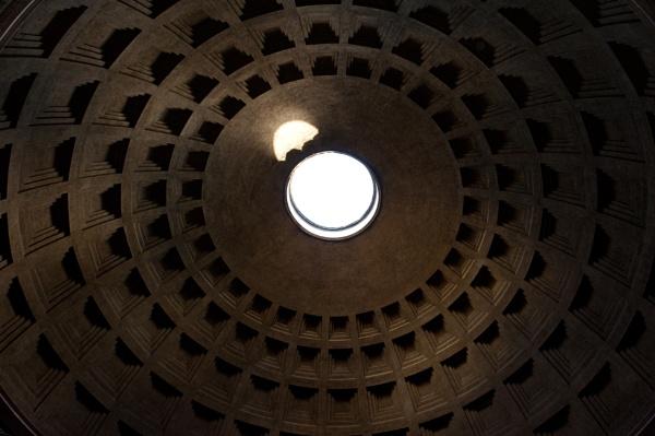 Pantheon Dome by NevJB