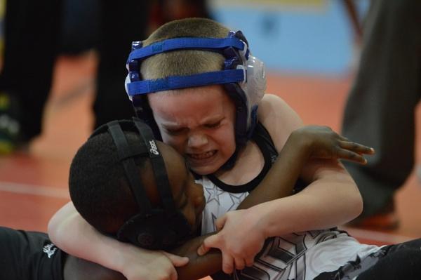 Wrestling for the Win by Michaelkremer