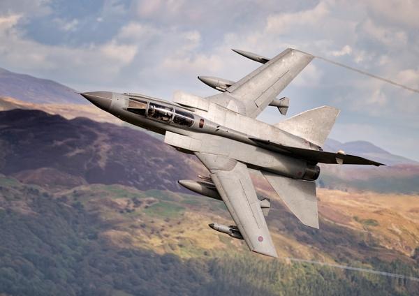 RAF Tornado by John_Wannop