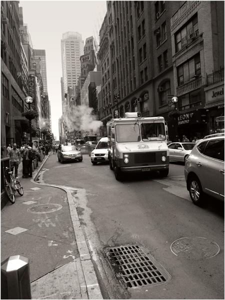 NY street by kitsch