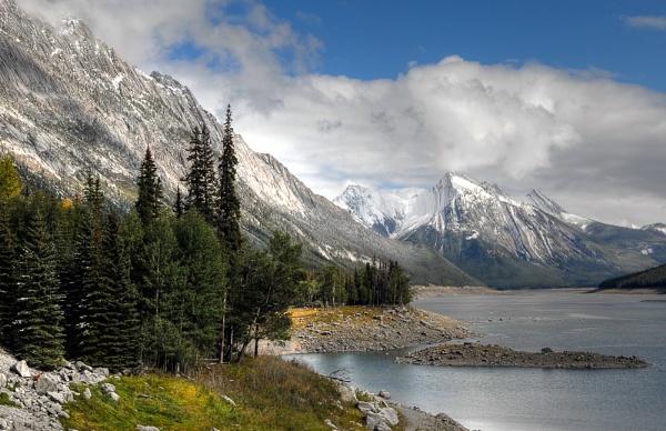 Medicine Lake 3 by CathyT