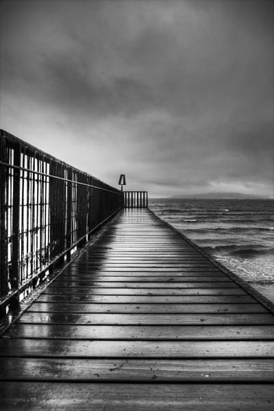 Bowleaze rainy day by jason901