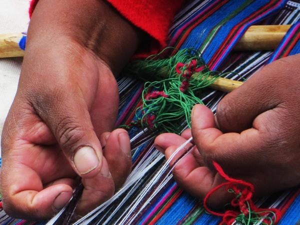 Colourful Peru by Dannielle