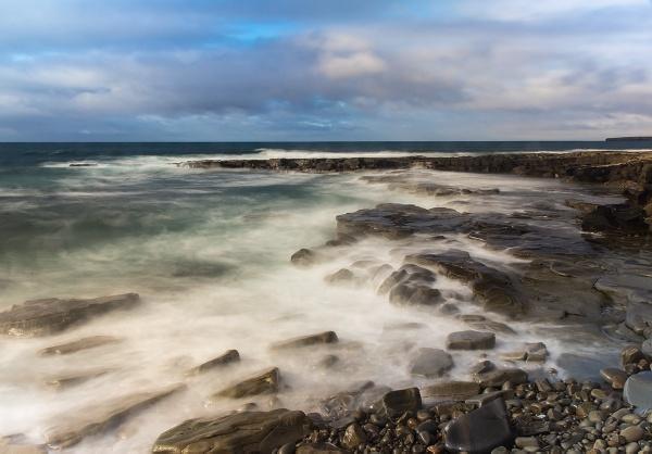 Liscannor County Clare Ireland by mondmagu