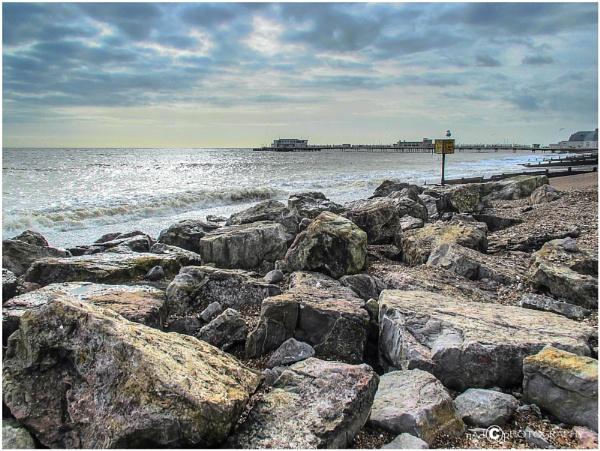 Rocky Coastline by NDODS