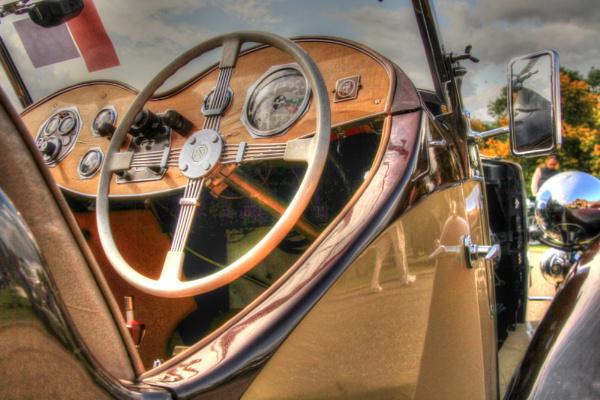 Classic Dash by ahughes3