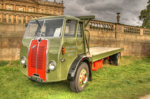 Vintage Lorry by ahughes3