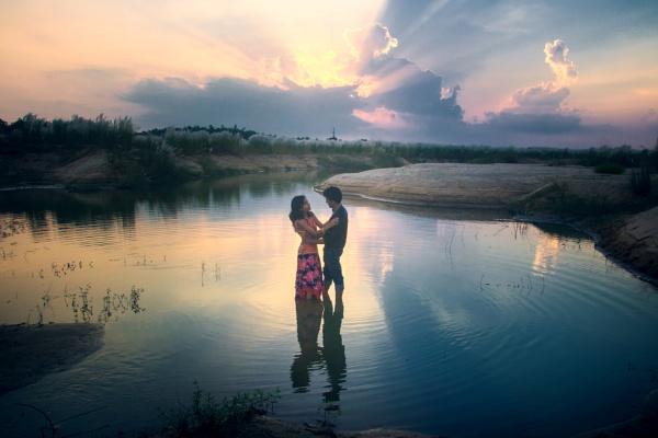 reflection of love by sarasij