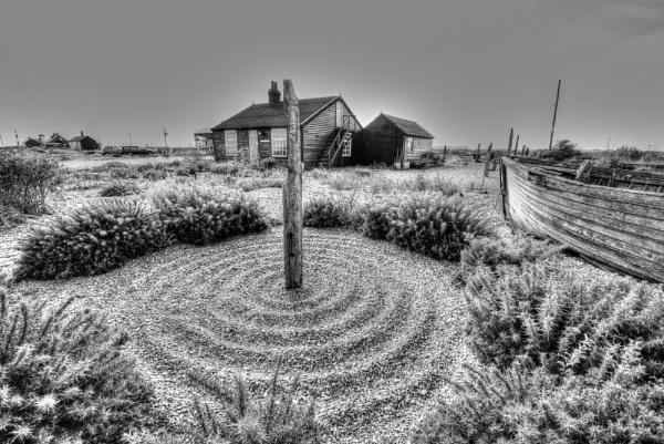 Seaside garden by MIKEYMIKEY