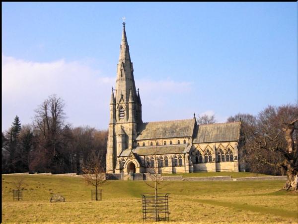 St Mary's Church, Fountain's Abbey
