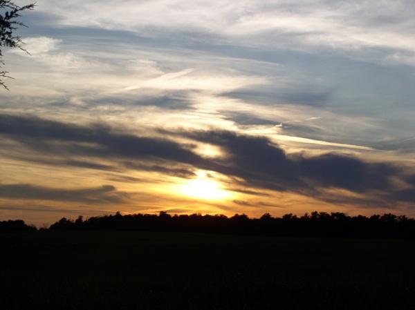 Sunset:) by fabulizer12349