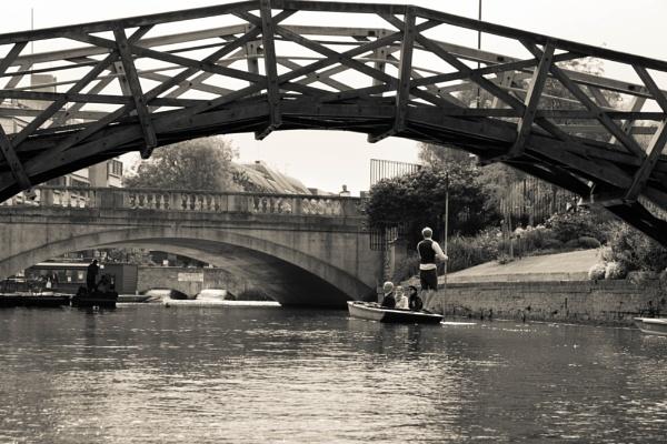 Cambridge bridge by CambridgeScene