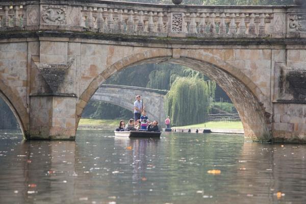 Cambridge river by CambridgeScene