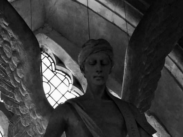 Angel Gabriel by figarollo