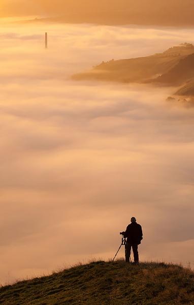 Sea of Mist.... by martin.w