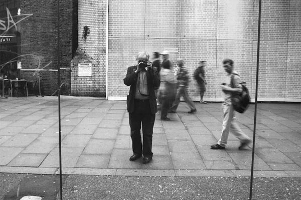 street selfie by mikehawthorne