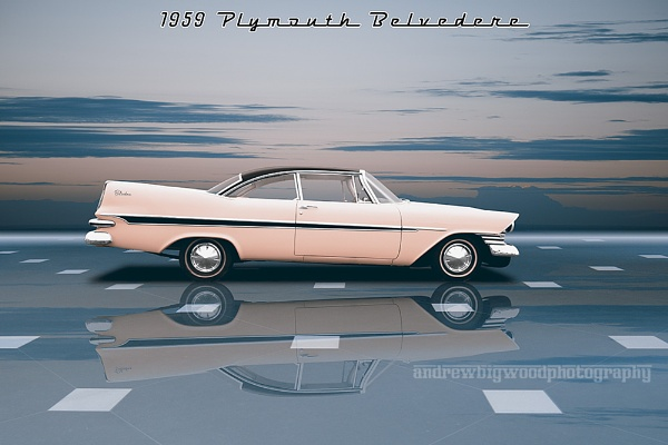 1959 Plymouth Belvedere by arhb