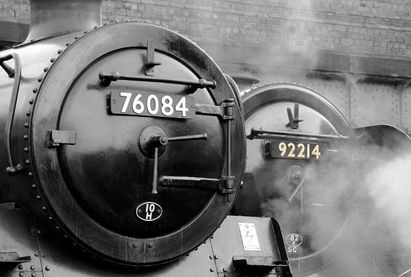 Steaming Giants by Gavin_Duxbury
