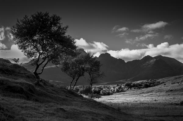 Autumn on Skye by ajhollingbery