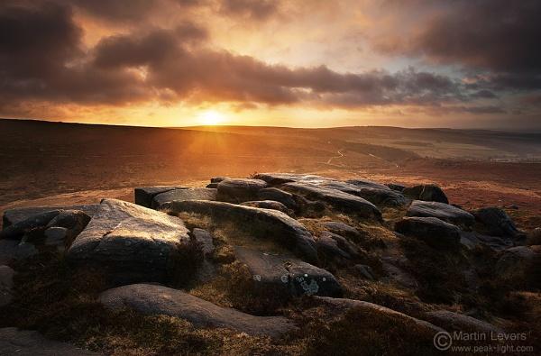 Carl Wark Daybreak by martinl