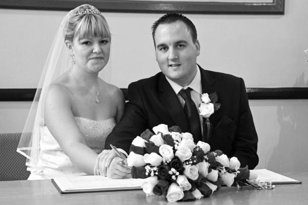Mr & Mrs by BigColsPics