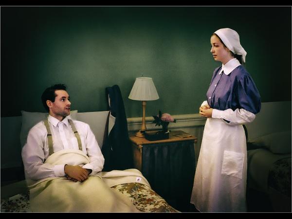 The Patient by JaneMIchelle