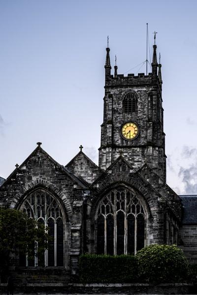 Tavistock Church by topsyrm