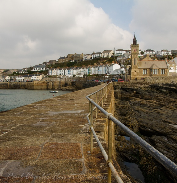 Porthleven by Paulspix