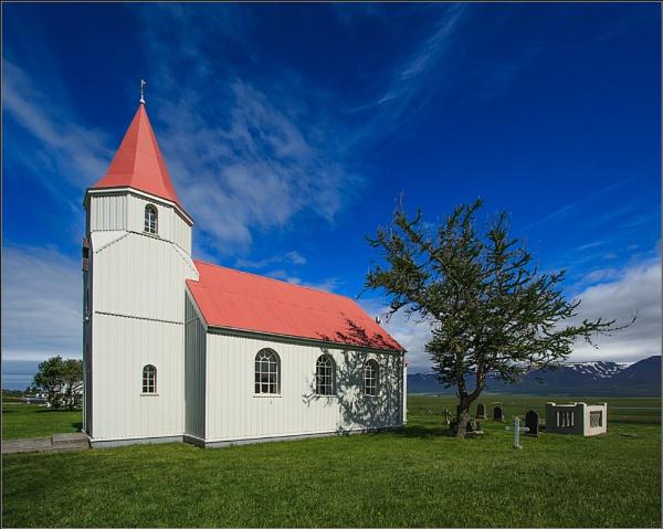 Glaumbaer Church #2 by scragend