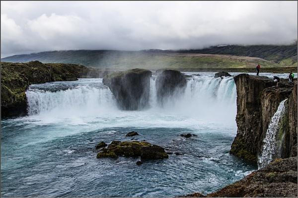 Goðafoss #1 by scragend