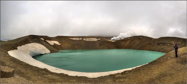 Viti Crater by scragend