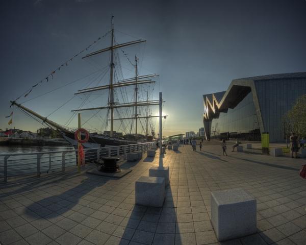 Riverside Museum by scragend