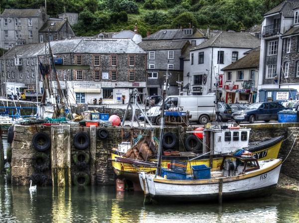 Mevagissey Harbour 6 by RayHeath